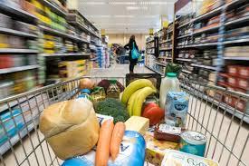saving on food shopping